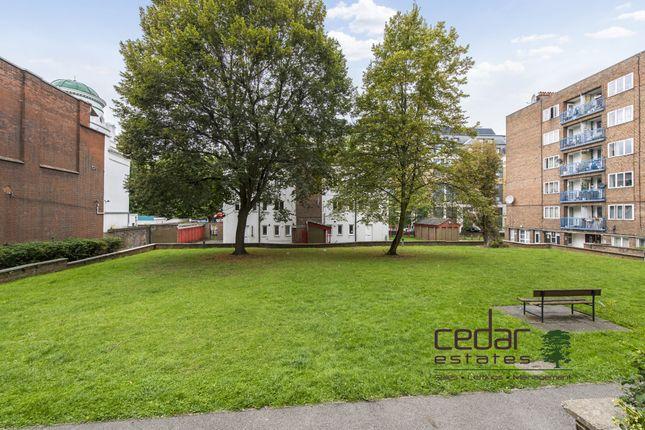 Thumbnail Flat for sale in Kilburn Gate, Kilburn Priory, Kilburn