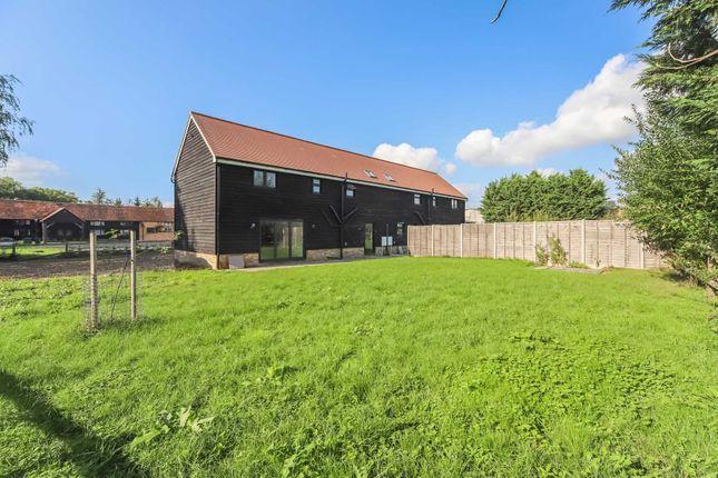 Thumbnail Barn conversion for sale in Ivinghoe Aston Farm, Ivinghoe Aston