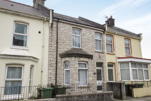 Thumbnail Terraced house for sale in Ocean Street, Keyham, Plymouth