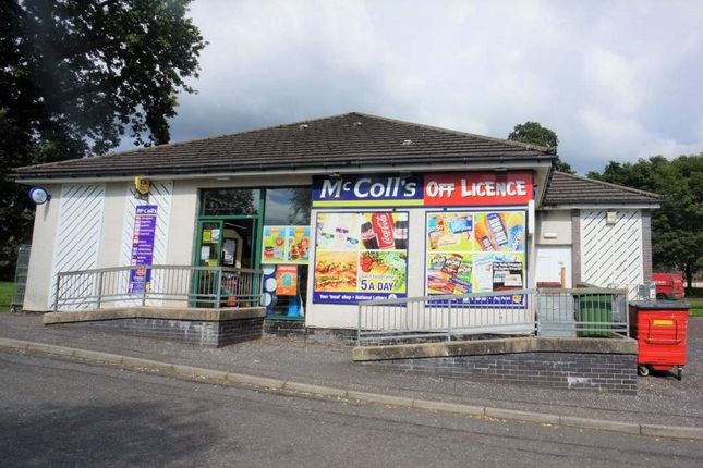 Retail premises for sale in Helensburgh, Strathclyde