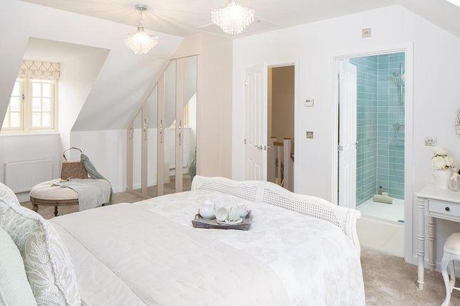"Thumbnail Detached house for sale in ""Bayswater"" at Carters Lane, Kiln Farm, Milton Keynes"