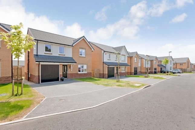 Thumbnail Detached house for sale in Millbank Circle, Bishopton, Renfrewshire