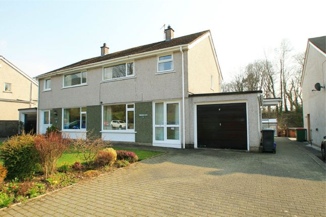 Thumbnail Semi-detached house for sale in 3 Briar Rigg, Keswick, Cumbria