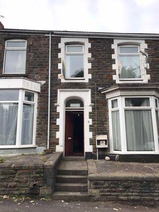 Thumbnail Terraced house for sale in Stanley Terrace, Swansea