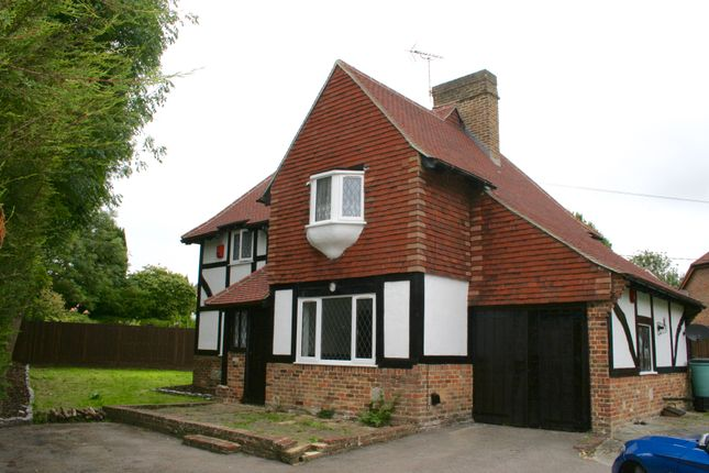 Thumbnail Detached house to rent in Three Bridges Road, Crawley