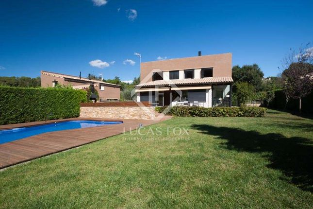 4 bed villa for sale in Spain, Barcelona North Coast (Maresme), Vallromanes, Mrs1084