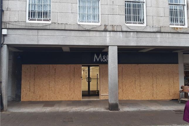 Thumbnail Retail premises to let in Fore Street, Bodmin, Cornwall