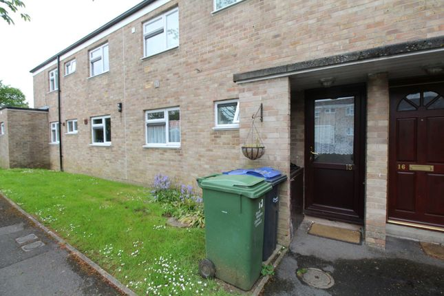 Thumbnail Flat for sale in Greenway Court, Chippenham