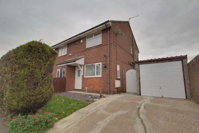 Thumbnail Semi-detached house to rent in Hopkins Street, Hull