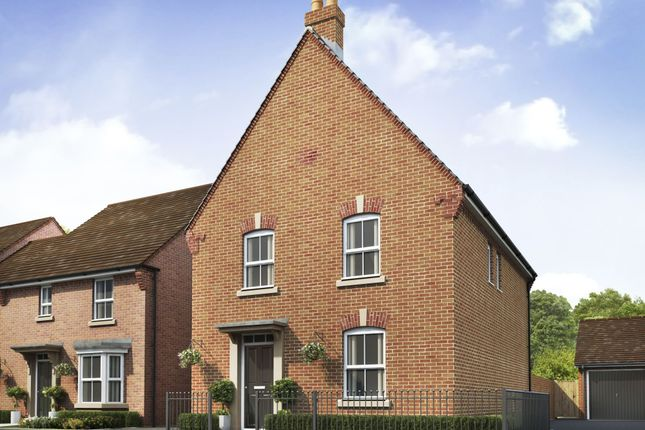 "Thumbnail Link-detached house for sale in ""Irving"" at King Alfred Way, Bedford"