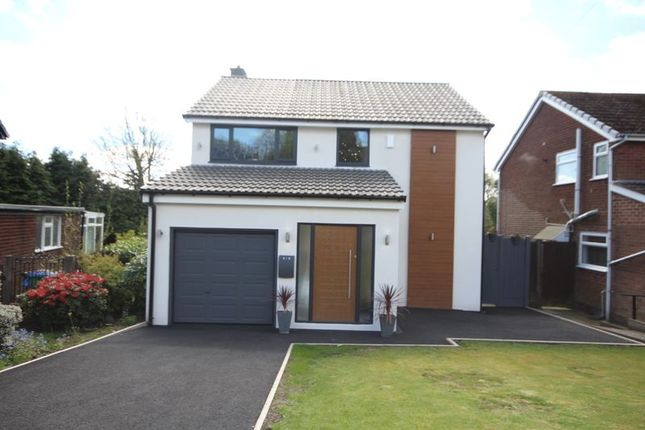 Thumbnail Detached house for sale in Minorca Close, Norden, Rochdale