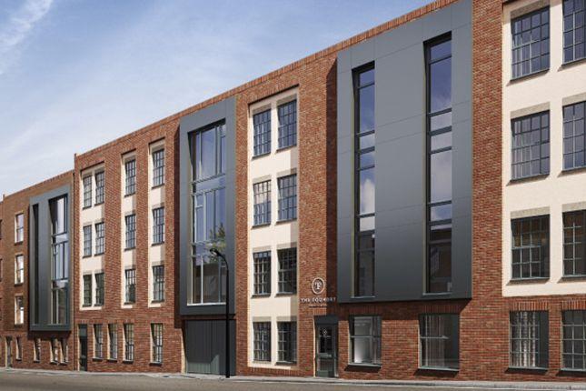 Thumbnail Flat to rent in Carver Street, Jewellery Quarter, Birmingham