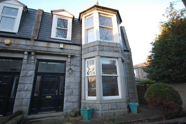 Thumbnail Semi-detached house to rent in Elm Place, Aberdeen