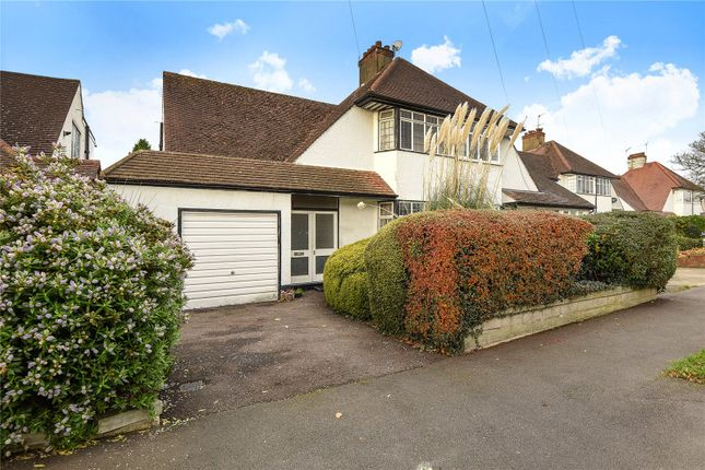 3 bed semi-detached house for sale in Central Avenue, Pinner, Middlesex