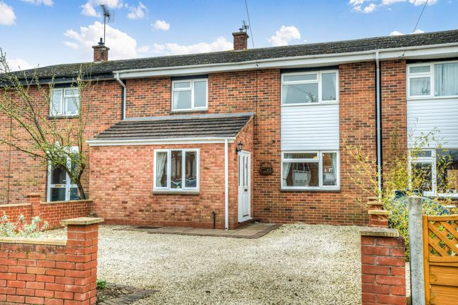 Thumbnail Terraced house for sale in Stileman Close, Lower Quinton, Stratford-Upon-Avon
