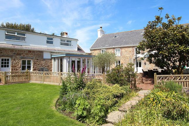 4 bed barn conversion for sale in Route Des Landes, St Ouen, Jersey
