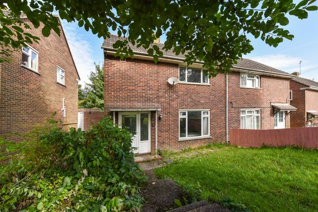 Thumbnail Semi-detached house to rent in Firmstone Road, Winchester