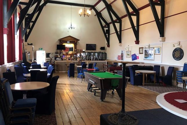 Thumbnail Commercial property for sale in The Royal Hall, 5A The Southend, Ledbury, Herefordshire