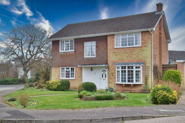 Thumbnail Detached house for sale in Poney Chase, Wickham Bishops, Witham