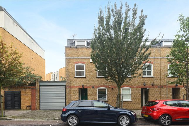Thumbnail End terrace house for sale in Enfield Road, London