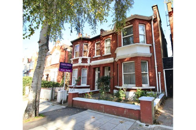 Thumbnail Semi-detached house for sale in Silver Crescent, Chiswick