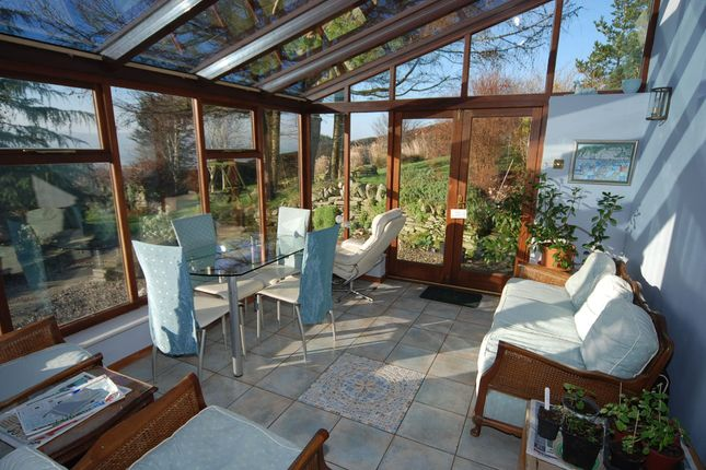 Conservatory of Low Ghyll, Kirkby In Furness, Cumbria LA17