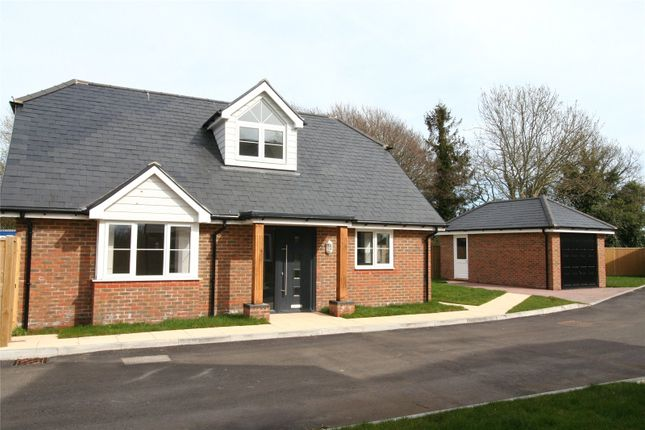 4 bed detached house for sale in Paddock View, Lower Horsebridge, East Sussex