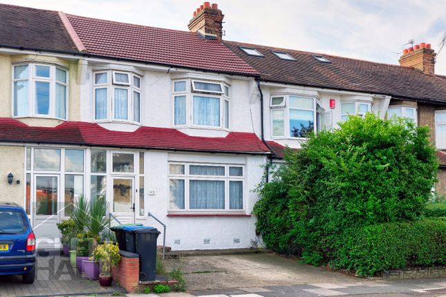 Thumbnail Terraced house for sale in Pevensey Avenue, Bounds Green, London