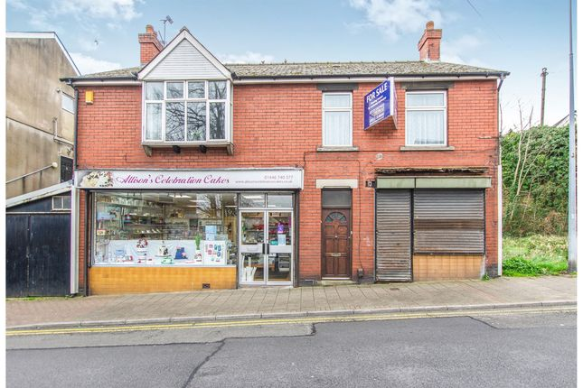 Thumbnail Flat for sale in Barry Road, Barry