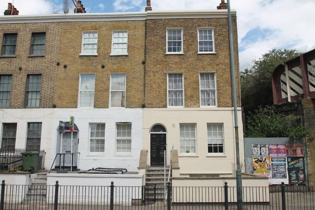 Thumbnail Block of flats for sale in Commercial Road, London