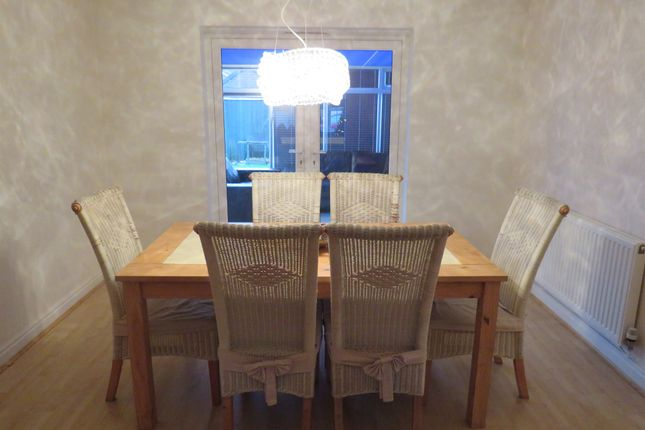 Dining Room of Willowmead Close, Scunthorpe DN15