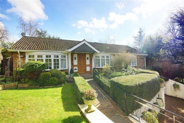 Thumbnail Bungalow for sale in Great North Road, Brookmans Park, Hertfordshire