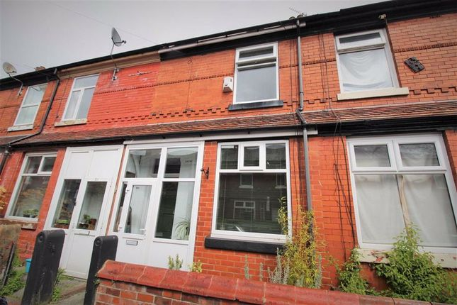 2 bed terraced house for sale in Rushmere Avenue, Levenshulme, Manchester M19