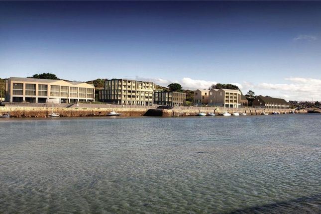 Thumbnail Flat for sale in North Quay, Hayle, Cornwall