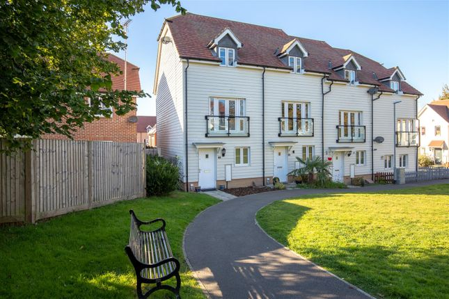 Thumbnail Semi-detached house for sale in Greystones, Willesborough, Ashford