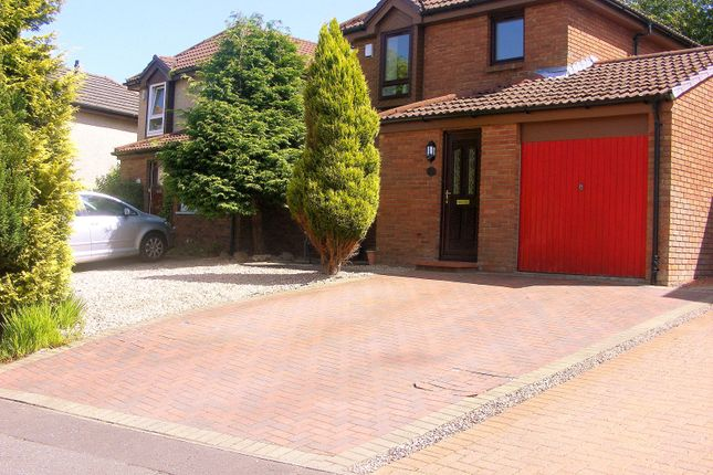Thumbnail Detached house to rent in Belfield Avenue, East Calder, Livingston