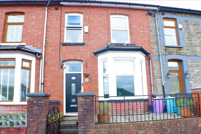 Thumbnail Terraced house for sale in Glynfach Road, Porth