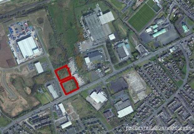 Thumbnail Land to let in Lands At Quarry Business Park, Portadown Road, Lurgan, County Armagh