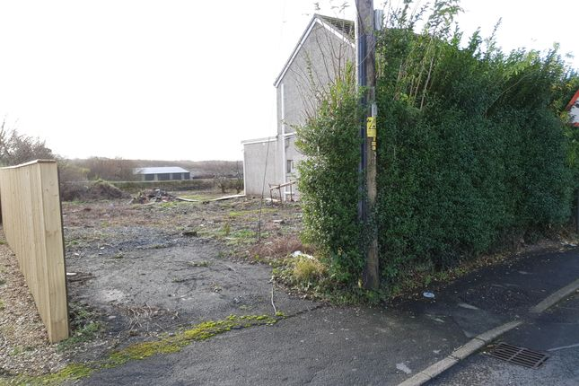 Thumbnail Land for sale in Heol Llanelli, Pontyates, Llanelli