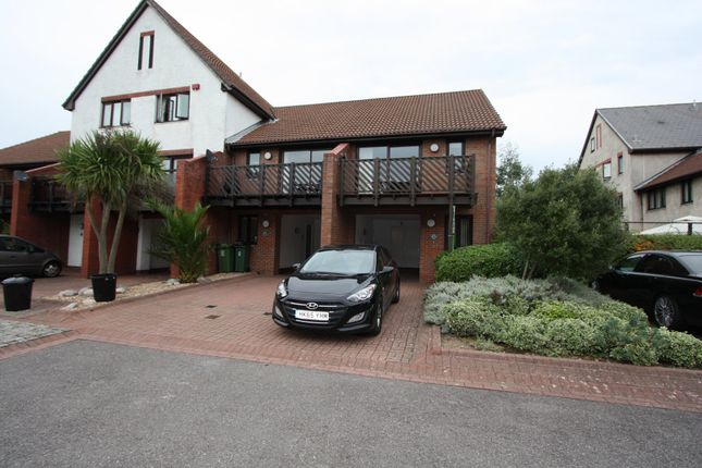 Thumbnail Town house to rent in Cadgwith Place, Port Solent, Portsmouth