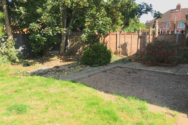 Garden of Norley Grove, Moseley, Birmingham B13