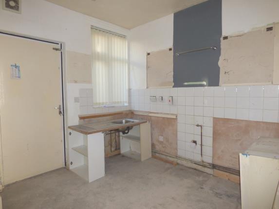 Kitchen of Curwen Street, Ribbleton, Preston, Lancashire PR1