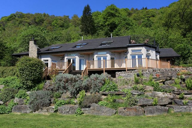 Thumbnail Detached house for sale in Weem, Aberfeldy