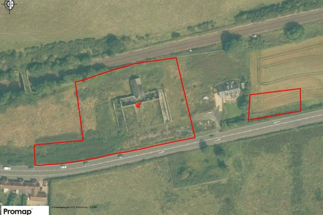 Thumbnail Land for sale in Aberdour, Burntisland