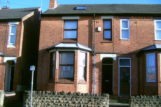 Thumbnail Terraced house to rent in Rothesay Avenue, Nottingham