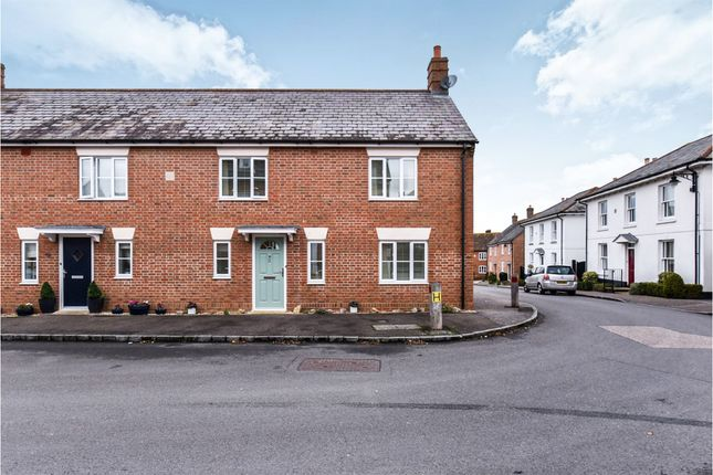 Thumbnail Semi-detached house for sale in Dunkleys Way, Taunton