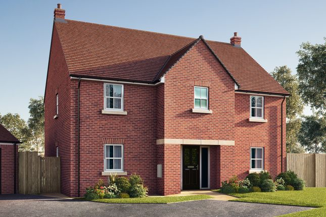 "Thumbnail Detached house for sale in ""The Carnarvon "" at Southfield Lane, Tockwith, York"