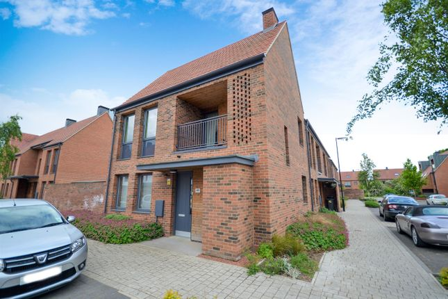 Thumbnail Semi-detached house for sale in Seebohm Mews, Derwenthorpe, York