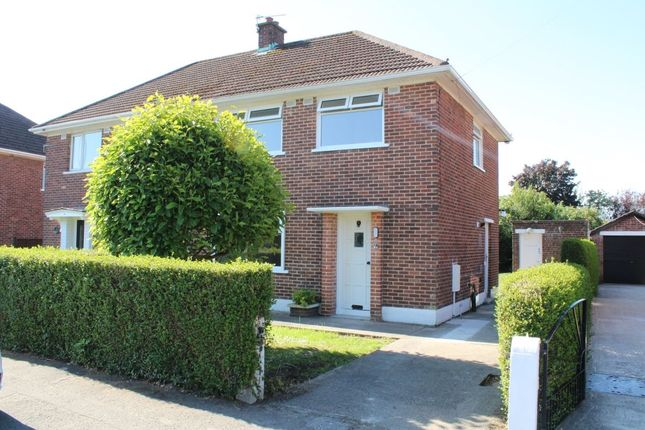 Thumbnail Semi-detached house to rent in Cherryhill Drive, Dundonald, Belfast