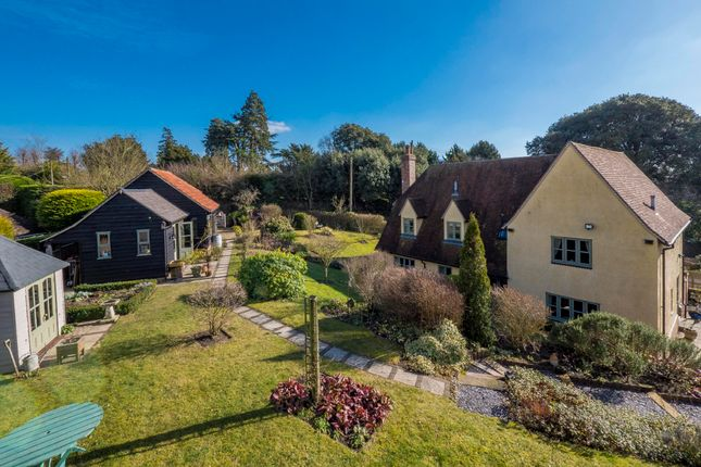Thumbnail Detached house for sale in Bures, Sudbury, Suffolk